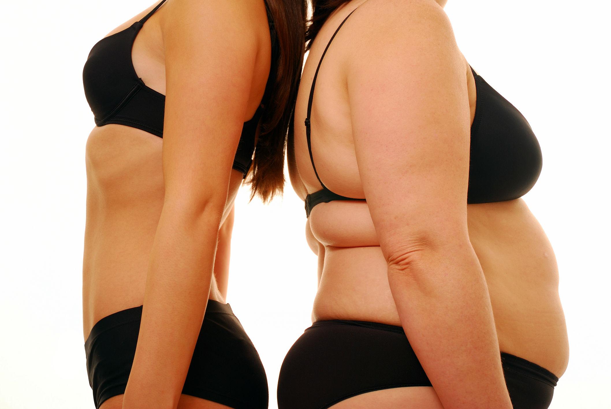 как правильно убрать жир с ляшек