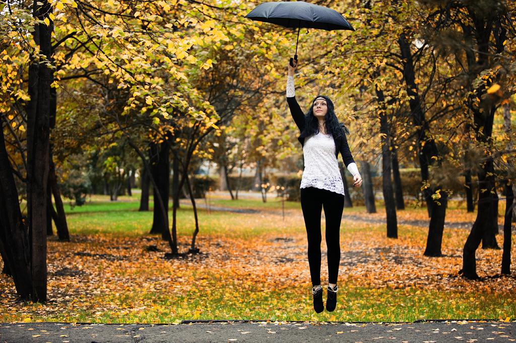 Развлечения осенью