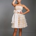Платье-бэбидолл