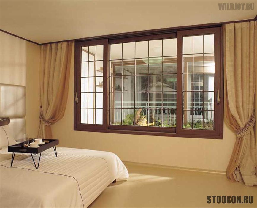 Как лучше сделать окна в комнате
