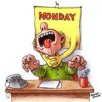 Тяжелый понедельник