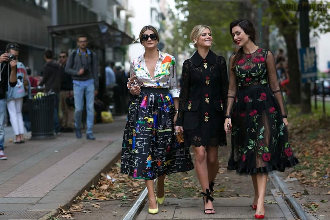 Тенденции моды осень-зима 2017