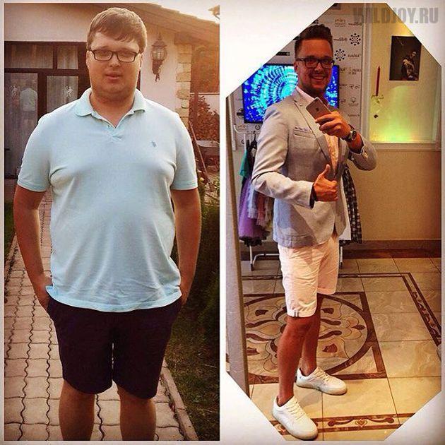 Как похудели на дом 2