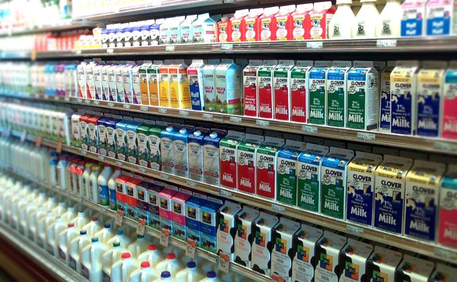 Молоко в Окей купить козье, сухое, соевое, кокосовое молоко