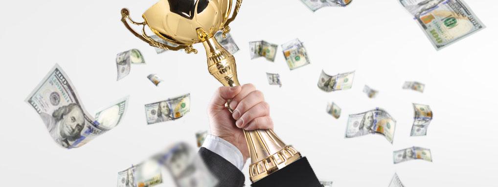 Конкурс с денежными призами 2018