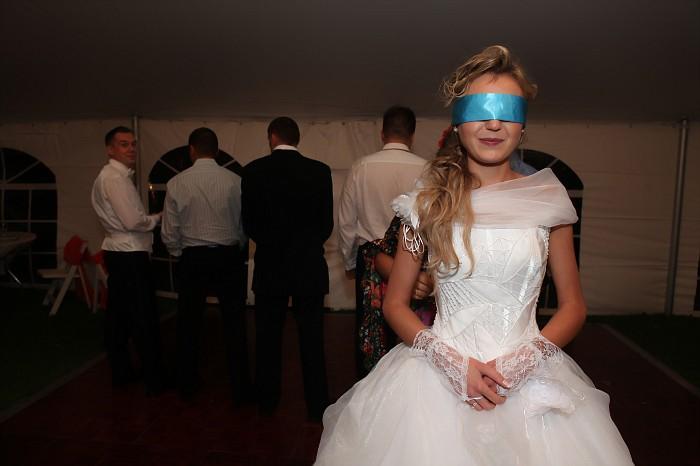 Самые дурацкие свадебные конкурсы