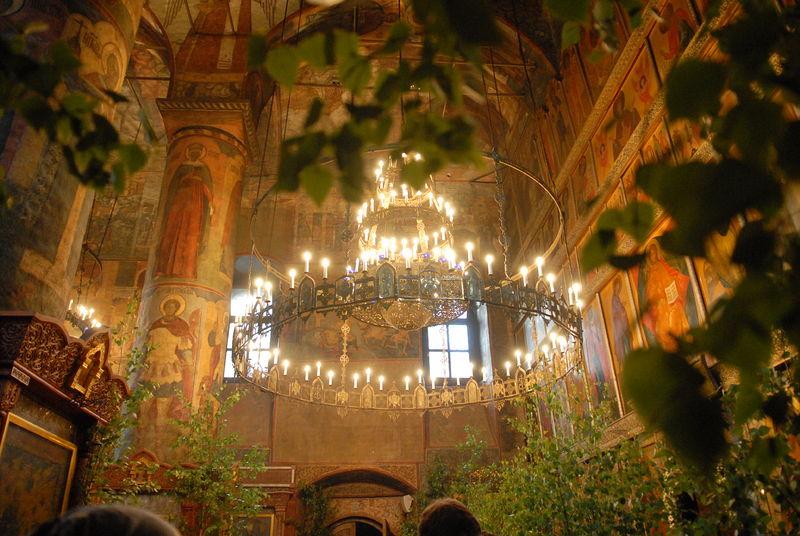 Православный праздник - День Святой Троицы