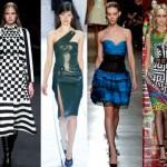 Модные платья осени-2015