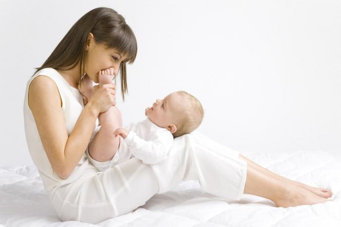 Качества хорошей матери