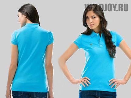 Рубашки-поло женские