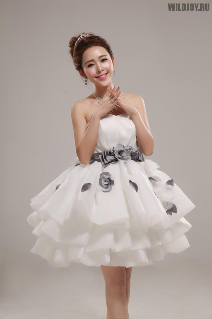 Платье принцесс