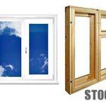Менять деревянные окна на пластиковые
