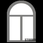 Полукруглая и круглая арка