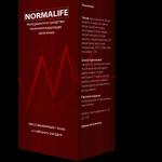 NORMALIFE — давление в норме с первого применения и навсегда