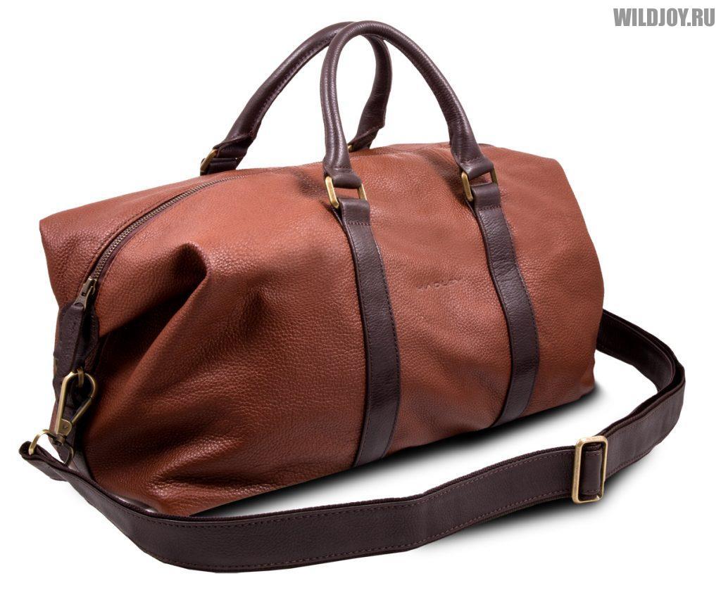 Как определить кожаную сумку?