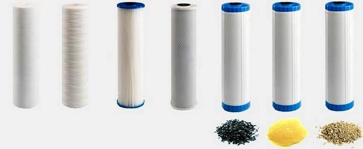 Картриджи (фильтры) для воды оптом