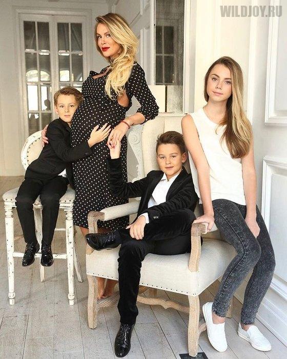 Бывшая супруга миллионера Николая Саркисова разошлась с отцом своего 4-го ребенка