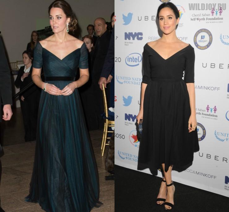 Будущую жену принца Гарри назвали «копией стиля» Кейт Миддлтон