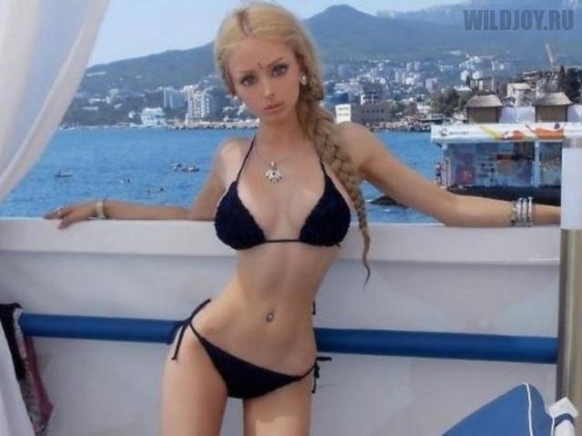 Украинская «Барби» поставила диагноз некрасивым людям