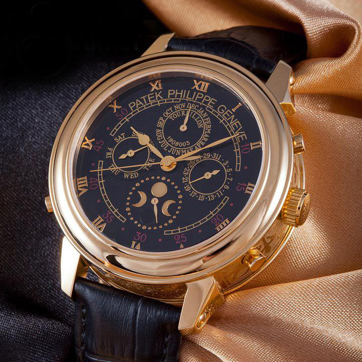 Часы Patek Philippe Sky Moon Tourbillion