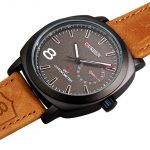 Часы Curren GMT Casual Chronometr